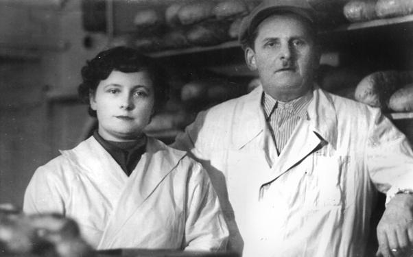 Irena i Stefan Dobiegała