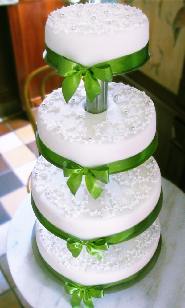 tort ślubny 1