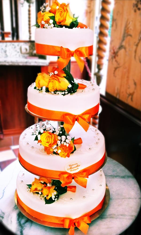 Tort ślubny 3