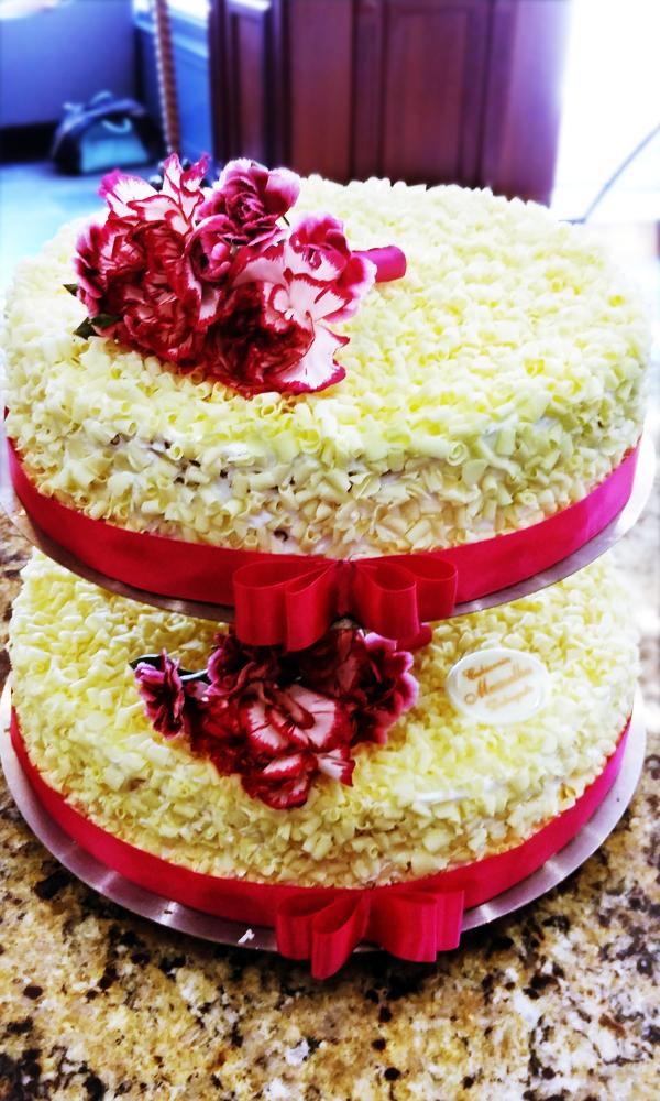 tort ślubny 6
